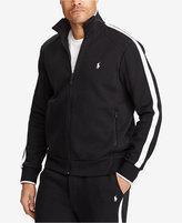 Polo Ralph Lauren Men's Big & Tall Double-Knit Track Jacket