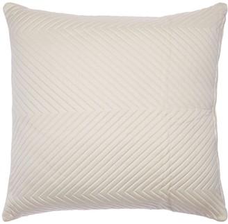 Frette Luxury Herringbone Pillow