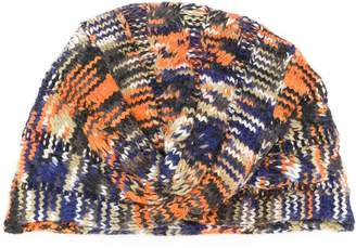 Missoni cable-knit beanie