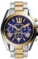 MICHAEL Michael Kors Michael Kors 'Bradshaw' Chronograph Bracelet Watch, 43mm