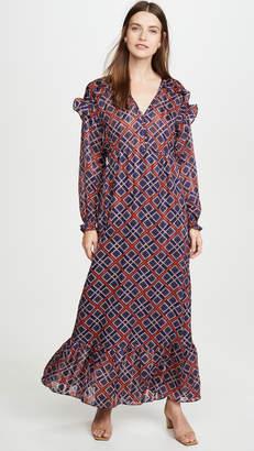 Scotch & Soda Feminine Maxi Dress