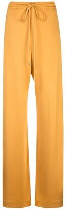 Monse High-Waisted Wide Leg Trousers