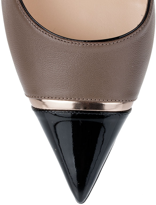Jimmy Choo Lilo pointy leather pump