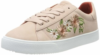 Esprit Women's Cherry 2 Embro Low-Top Sneakers