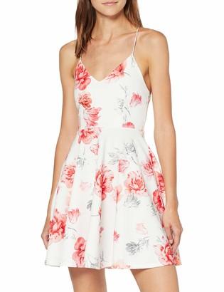New Look Women's Agnes Floral Party Dress