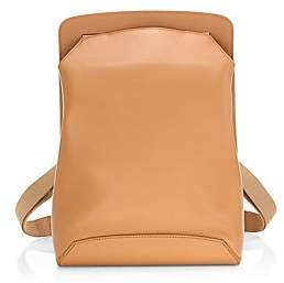 The Row Women's Moulded Leather Backpack