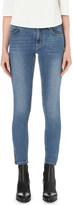 Claudie Pierlot Pauline skinny mid-rise jeans