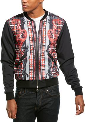 Versus By Versace Versus Versace Graphic Jacket