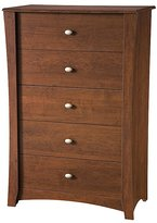 Green Baby South Shore Jumper Collection 5-Drawer Chest - Classic Cherry