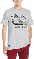 Lrg Men's Research Collection Archive Tree T-Shirt