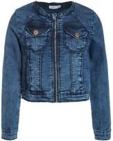 Name It NITSTAR ESA Denim jacket dark blue denim