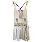 Prada Linen mid-length dress