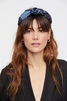 Silky Knot Headband by Kristin Perry at Free People