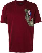 Z Zegna parrot T-shirt - men - Cotton - L