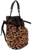 ALEXANDER WANG - 'Diego' leopard print bag