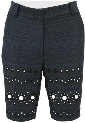 3.1 Phillip Lim \N Navy Silk Shorts