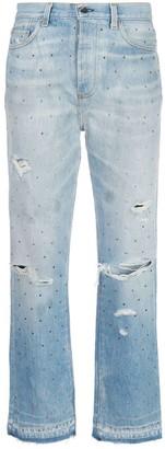 Amiri Fez balloon leg trousers