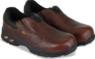 Thorogood 804-4061 Men's VGS-300 Series - Static Dissipative Slip-On Composite Safety Toe Oxford