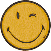 Anya Hindmarch Yellow Wink Sticker