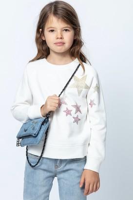 Zadig & Voltaire Kids Fame Sweatshirt