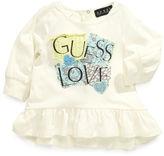 GUESS Shirt, Baby Girls Ruffle Top