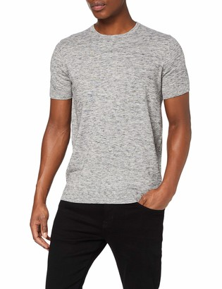 Find. Amazon Brand Men's Knitted Short Sleeve T-Shirt