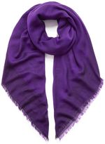 Mulberry Tamara Square Purple Cotton
