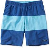 """L.L. Bean Classic Supplex Sport Shorts, Colorblock 9"""""""