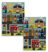 Momeni 'Lil Mo Whimsy LMJ-12 Town Area Rug