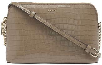 DKNY Bryant Zip Around Crossbody Bag