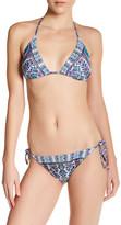 Nanette Lepore Paros Paisley Bikini Bottom