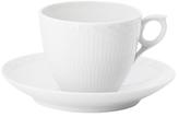 Royal Copenhagen Half Lace Espresso Cup & Saucer Set (2 PC)