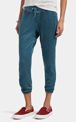 NSF Women's Sayde Reverse French Terry Sweatpants - Turquoise