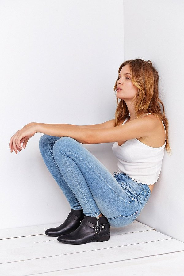 BDG Seamed High-Rise Jean - Jacques