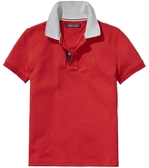 Tommy Hilfiger Th Kids Signature Polo