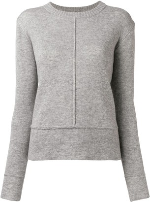Woolrich Piped Seams Jumper