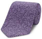 Turnbull & Asser Floral Classic Tie