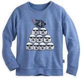 Disney Star Wars ''Tsum Tsum'' Pullover Sweatshirt for Juniors