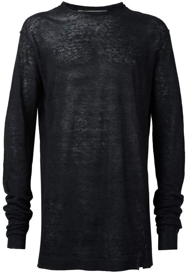 Damir Doma fine knit jumper