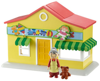 Bob the Builder Ready Steady Build Playset With Figure