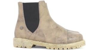 Jonny's Taupe Hatchback Boots - 36 - Natural