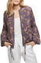 Free People Women's Bell Sleeve Jacket