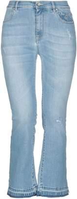 Jeckerson Denim pants - Item 42723983LQ