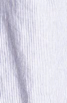 Vilebrequin Seersucker Linen Cargo Shorts
