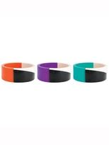 Z Designs Color Block Bangle