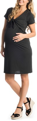 Everly Grey Jada Maternity/Nursing Dress