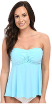 Magicsuit Solids Ava Tankini Top