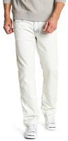 "Buffalo David Bitton Six Slim Straight Leg Jeans - 30-34\"" Inseam"