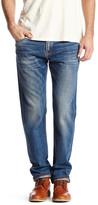 Jean Shop Rocker Straight Leg Selvedge Long Cut Jean