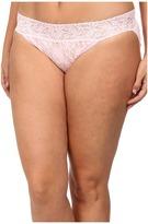 Hanky Panky Plus Size Signature Lace V-Kini Women's Underwear